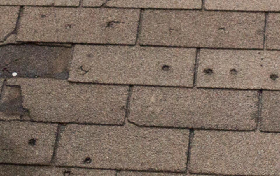 Ken Julian Discusses the Issues Associated with Roof Hail Damage