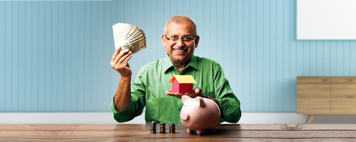 Can senior citizens get home loans?