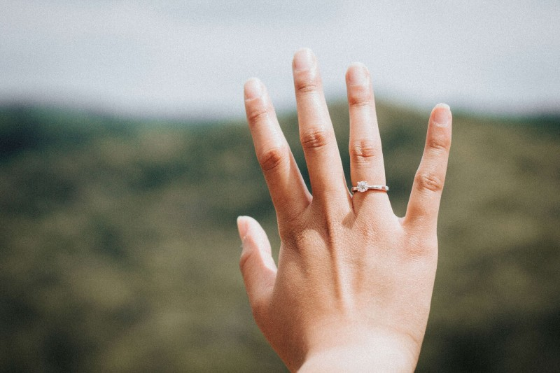 Choosing The Perfect Alexander Sparks Wedding Ring